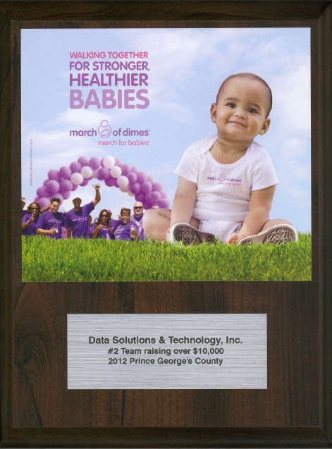 March of Dimes: March for Babies