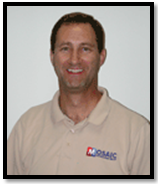 David Quinn, director of Process Services at MOSAIC Technologies Group, Inc. and SEI certified SCAMPI lead appraiser